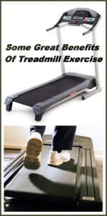 Some Great Benefits Of Treadmill Exercise