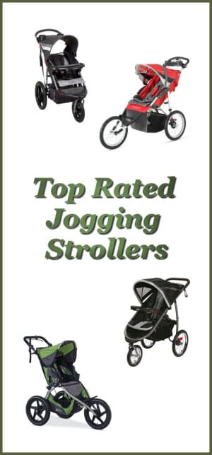 Top Rated Jogging Strollers