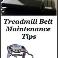 Treadmill Belt Maintenance Tips