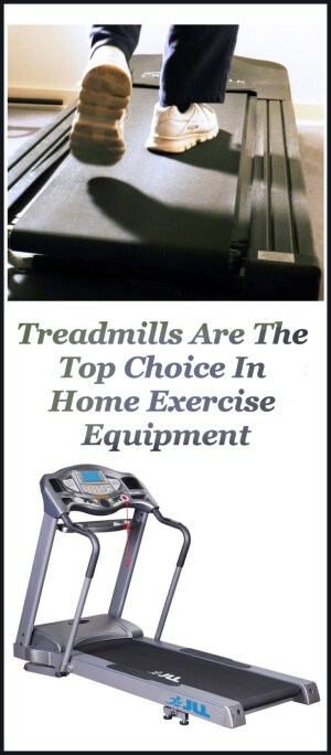 Treadmills Are The Top Choice In Home Exercise Equipment • DealeryDo