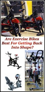 Are Exercise Bikes Best For Getting Back Into Shape