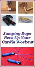 Jumping Rope Revs Up Your Cardio Workout
