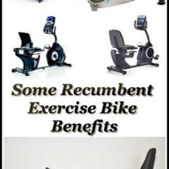 Some Recumbent Exercise Bike Benefits