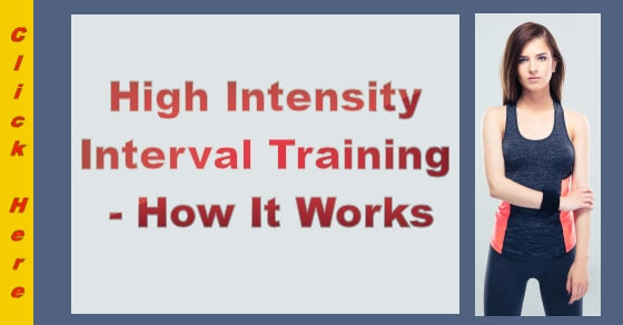 High Intensity Interval Training - How It Works
