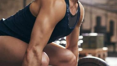 womens crossfit workout