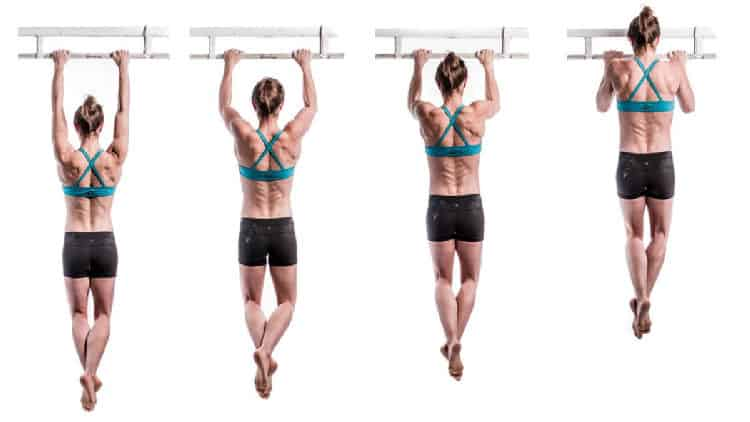 pull up exercise bar