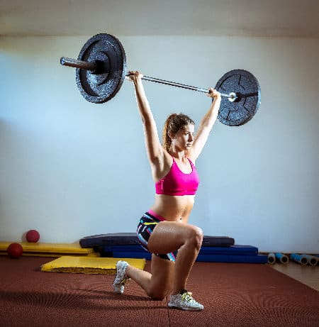Women's Weight Lifting Concerns